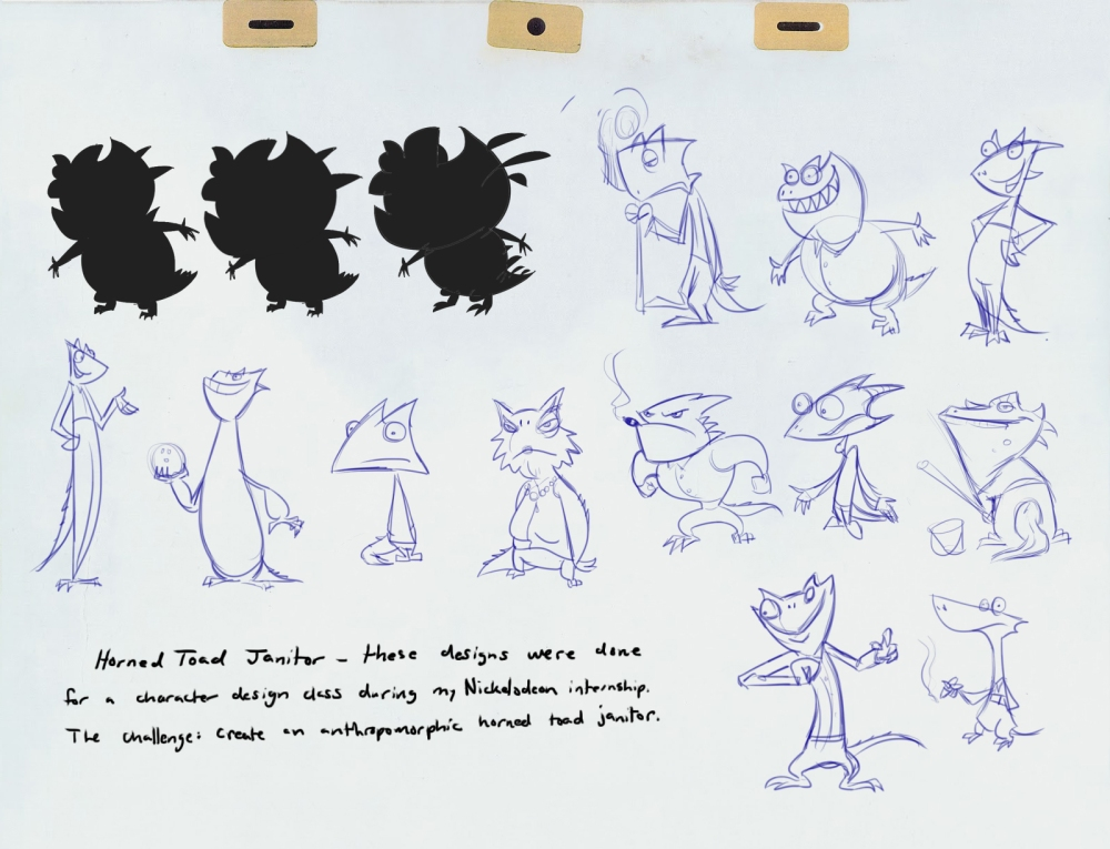 Character Design (3/6)