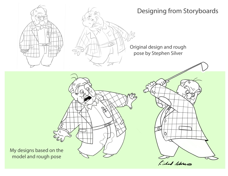 Designing from Storyboards